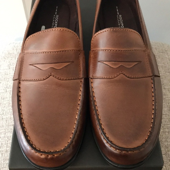 304cac5fd1c Men s Penny Loafer. NWT. Rockport